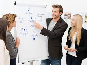 Planung der B2B Neukundenakquise